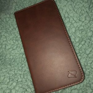 ZTE Blade Force Leather Case